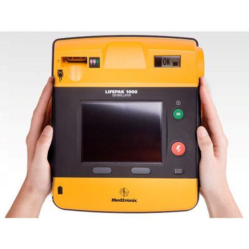 LIFEPAK 1000 félautomata defibrillátor
