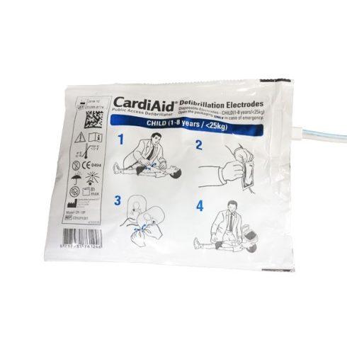 CardiAid AED gyermek elektróda