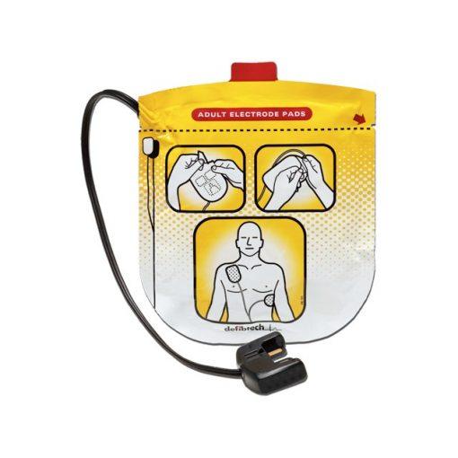 Defibtech Lifeline View/EKG/PRO AED felnőtt elektróda