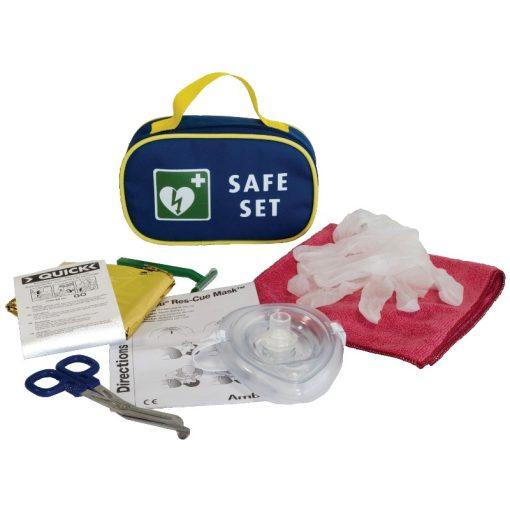 AED újraélesztési csomag