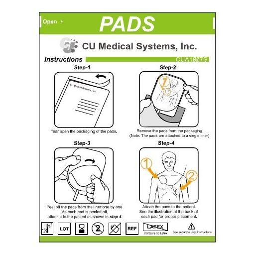 Medical Econet PAD SP1 elektróda