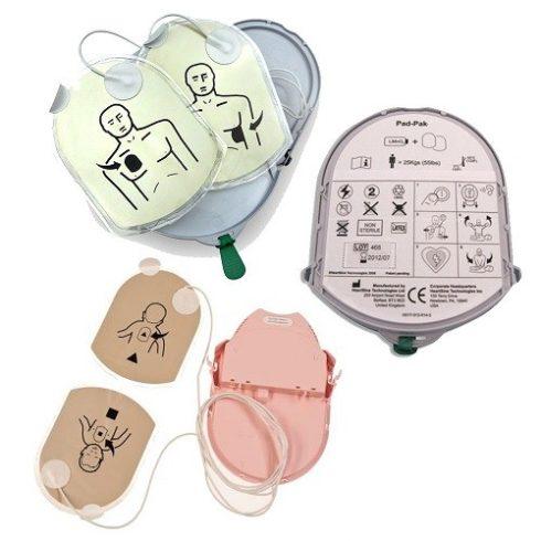 Kedvezményes refresh csomag 1-1 db HeartSine PAD-PAK (felnőtt és gyermek)