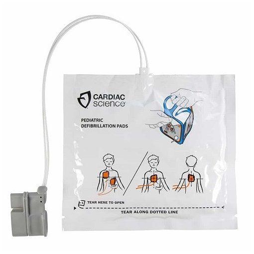 Cardiac Science POWERHEART AED G5 gyermek elektróda