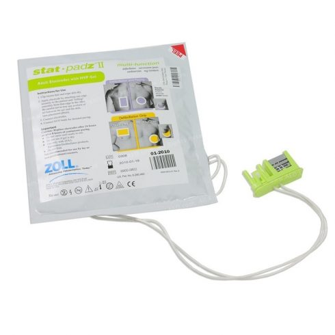 Zoll AED Plus Stad Padz II felnőtt elektróda