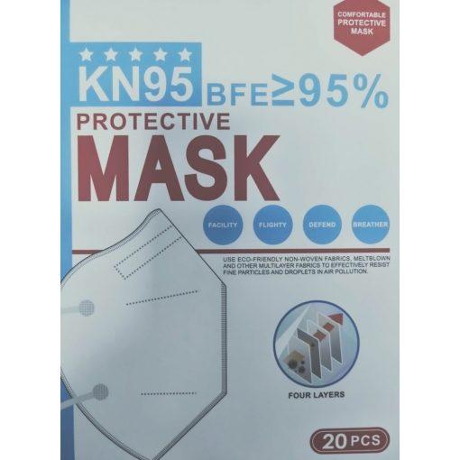 KN95 Maszk - Megbízható minőség 20db/csomag