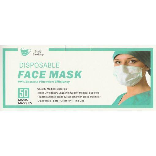 Sebészeti Maszk 50db/csomag Megbízható minőség -50db/csomag