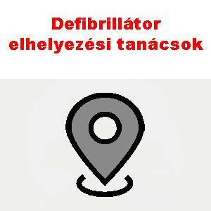 Defibrillátor vásárlási és elhelyezési tanácsok